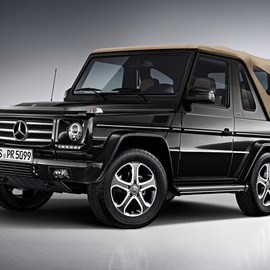 Mercedes-Benz - G-CLASS CABRIOLET FINAL EDITION