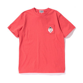 C.E - COLOUR POCKET TEE