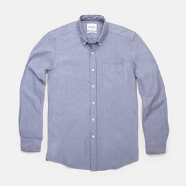 Saturdays Surf NYC - Crosby Solid Oxford