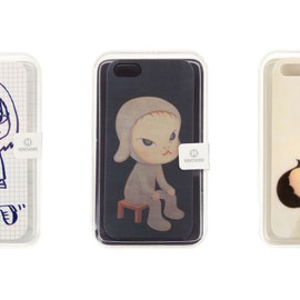 Nara Yoshitomo X HOW2WORK - iPhone 5 Cases