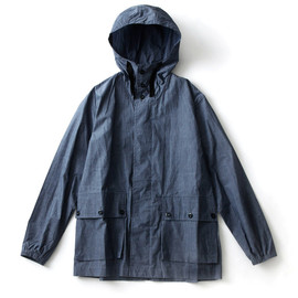 MHL. - PROOFED CHAMBRAY