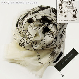 MARC BY MARC JACOBS - ストール