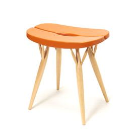 Artek - Pirkka Stool by Ilmari Tapiovarra (fennica BEAMS Special Color)