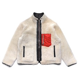 Aries - SHEEPSKIN PAT JACKET