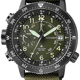 CITIZEN - PROMASTER BN4016-10X