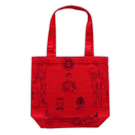 NADA. - Fist aid tote bag / Red