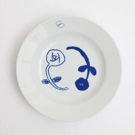 PASS THE BATON - mina perhonen Remake tablewareDeep Plate