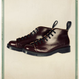 Fred Perry - George Cox Monkey Boot