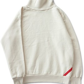 PHINGERIN - Turtle Neck Sweat (natural)