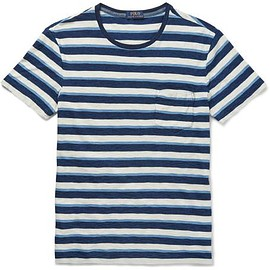 Polo Ralph Lauren - Slim-Fit Striped Cotton-Jersey T-Shirt