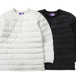 the north face purple label - Down Sweater