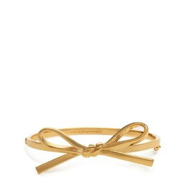 kate spade NEW YORK - SKINNY MINI JULY BOW BANGLE