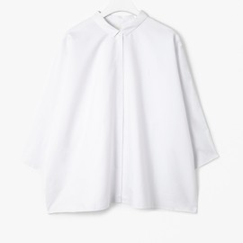 COS - A-line cotton shirt