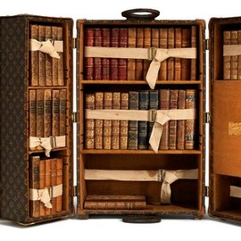 Louis Vuitton - library Trunk