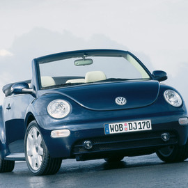 VW - New Beetle Cabriolet