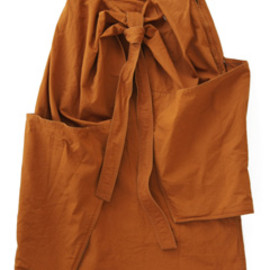 P.A.M. - Nutie Pocket Skirt (rust)