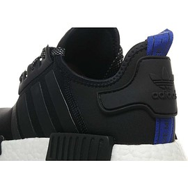 adidas originals - NMD R1 - Black/Black/Blue/White?