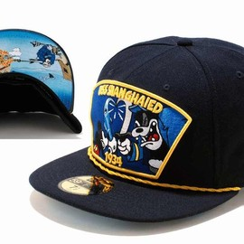 New Era - 59FIFTY Disney Vintage SHANGHAIED