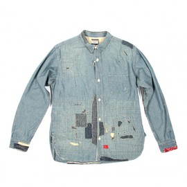 ANACHRONORM - Denim Button Down 2011