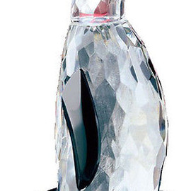 Crystal Penguin New in Gift Box - by Fifth Ave. - 4 inches tall