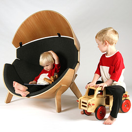 Think & Shift - Hideaway Chair.