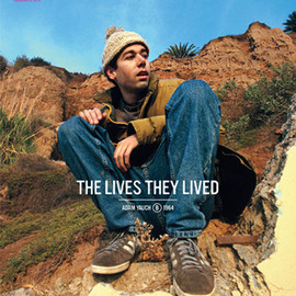 "The New York Times Magazine - THE LIVES THEY LIVED - Adam ""MCA"" Yauch (Beastie Boys)"
