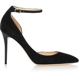 Jimmy Choo - Lucy suede pumps