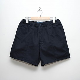 cup and cone - Cotton Twill Baggy Shorts
