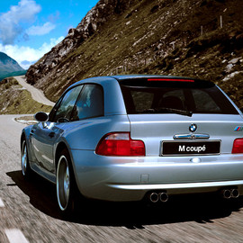BMW - M COUPE