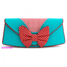 IRREGULAR CHOICE - LOLA CLUTCH BAG