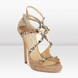 JIMMY CHOO - wedding shoes