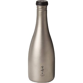 Snow Peak - Sake Bottle