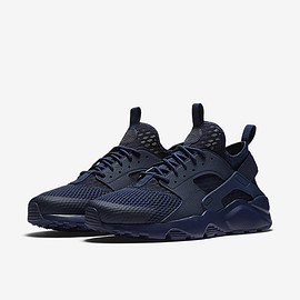 NIKE - Air Huarache Ultra BR - Midnight Navy/Midnight Navy