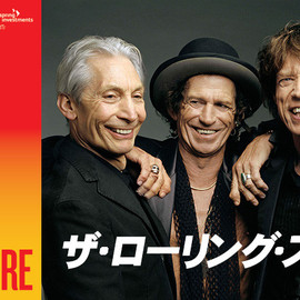 The Rolling Stones - 14 ON FIRE JAPAN TOUR ザ・ローリング・ストーンズ チケット