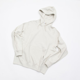 YAECA - Stock Sweat Parker Natural