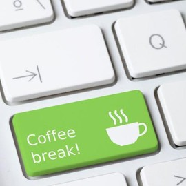 coffee  break! - I need this in my life.