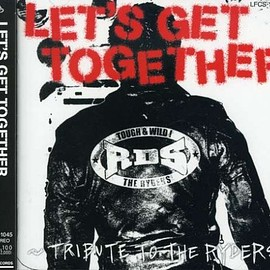 V.A. - Tribute to THE RYDERS「LET'S GET TOGETHER」