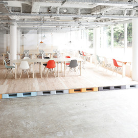 NOSIGNER - nosigner: open-source furniture for mozilla factory, japan