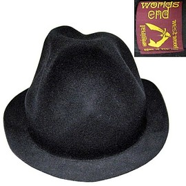 worlds end - MOUNTAIN HAT