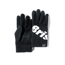 F.C.R.B. - POLARTEC® FLEECE BIG LOGO TOUCH GLOVE
