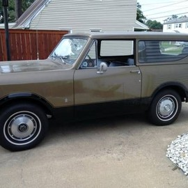 International Scout - 1972 International Scout II