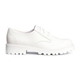 H&M - white chunky sole shoe