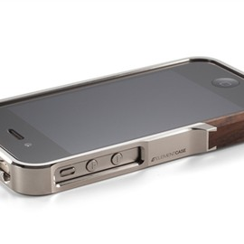 Element Case - Vapor Pro Elite - Nickel Brown Edition