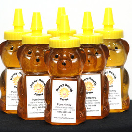 Honey Health Farms - Honey Bear