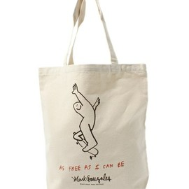 Mark Gonzales - tote