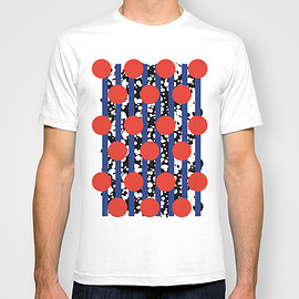 try2benice - NICE BLOOMING T-shirt