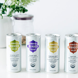 KOMBUCHA WONDER DRINK - KOMBUCHA WONDER DRINK