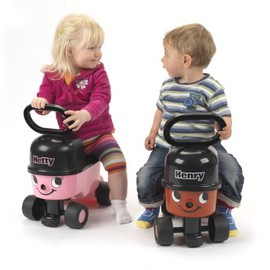 Casdon - CASDON Little Driver Henry Sit and Ride Toy