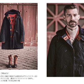 AIGLE IN COLLABORATION WITH Nigel Cabourn