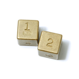 hobo - Brass Dice
